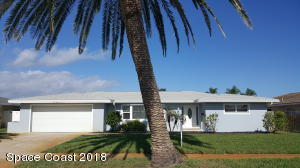 Property for sale at 411 Saint Georges Court, Satellite Beach,  Florida 32937