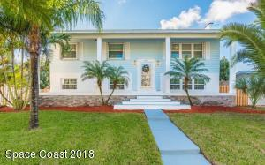 Property for sale at 1105 Pawnee Terrace, Indian Harbour Beach,  FL 32937