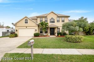 Property for sale at 1027 Mandarin Drive, Palm Bay,  FL 32905