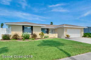 Property for sale at 510 Ronnie Drive, Indian Harbour Beach,  FL 32937