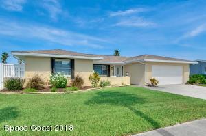 510 Ronnie Drive, Indian Harbour Beach, FL 32937