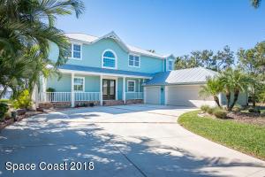 Property for sale at 787 Oak Ridge Drive, Indialantic,  Florida 32903
