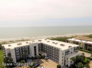 Property for sale at 7400 Ridgewood Avenue Unit 105, Cape Canaveral,  Florida 32920