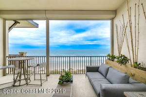 Property for sale at 755 N Highway A1a Unit 408, Indialantic,  FL 32903