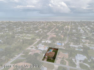 Property for sale at 1105 Magnolia Drive, Indialantic,  Florida 32903