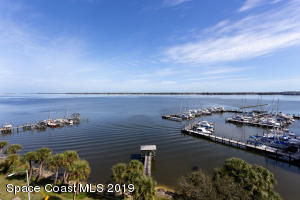 Property for sale at 15 N Indian River Drive Unit 801, Cocoa,  FL 32922