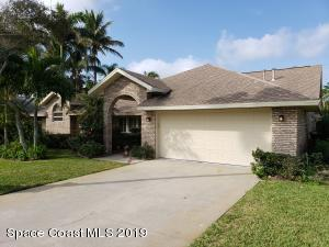 Property for sale at 160 Martesia Way, Indian Harbour Beach,  Florida 32937
