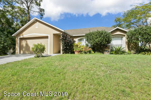 Property for sale at 1307 Waterway Street, Palm Bay,  FL 32908