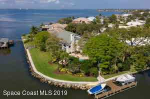 Property for sale at 1845 River Shore Drive, Indialantic,  Florida 32903