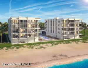 Property for sale at 2795 N Highway A1A Unit 404, Indialantic,  Florida 32903