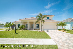 Property for sale at 120 Enclave Avenue, Indian Harbour Beach,  Florida 32937