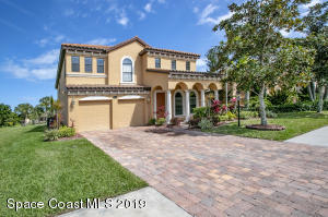 Property for sale at 647 Palos Verde Drive, Satellite Beach,  Florida 32937