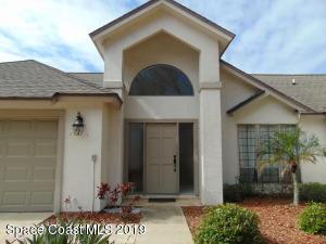 Property for sale at 595 Crassas Drive, Melbourne,  Florida 32903