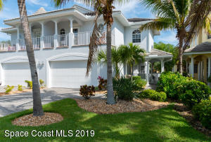 Property for sale at 717 Spanish Moss Court, Melbourne Beach,  Florida 32951