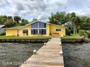 Property for sale at 4320 N Indian River Drive, Cocoa,  Florida 32927