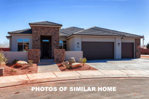 577 W Cougar Way, Lot 20, Ivins, UT 84738
