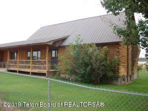 515 E FIFTH ST, Marbleton, WY 83113