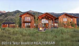 7070 JENSEN CANYON RD, Teton Village, WY 83025