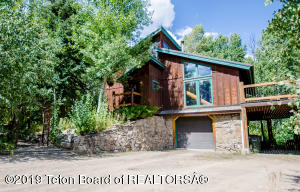 3705 W NORTH FORK FALL CREEK RD, Wilson, WY 83014