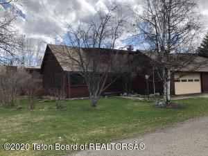 3425 S WINDING TRAIL DR., Jackson, WY 83001
