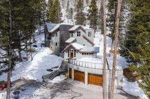 1685 N PASS RANCH ROAD, Wilson, WY 83014