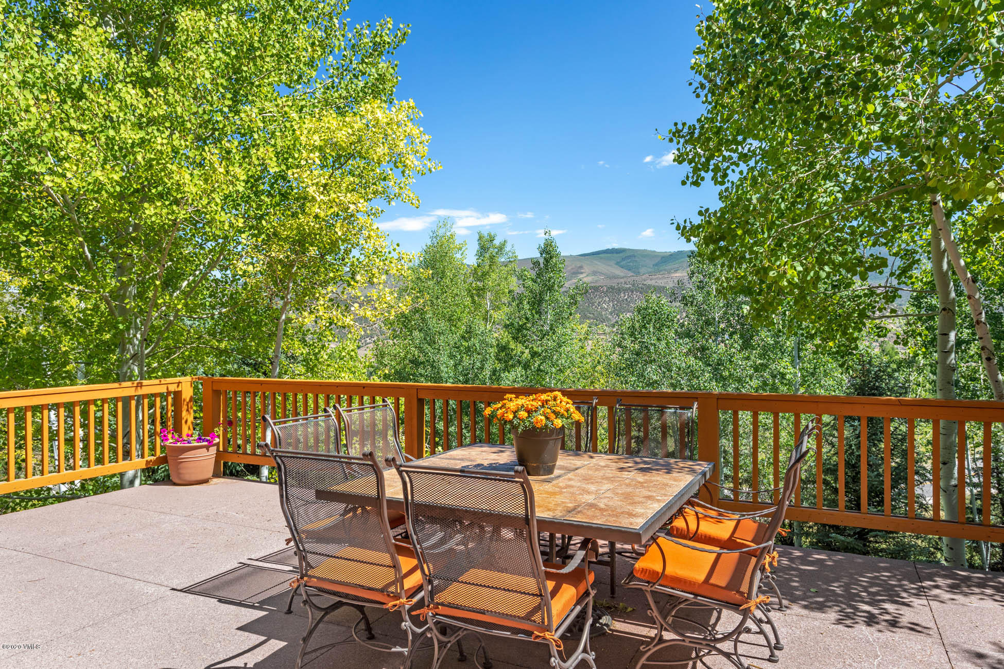 The home you truly have been waiting for! A perfect location with forever views in Upper Homestead. Live an outdoor lifestyle - work from home or entertain on your 2 expansive decks surrounded by numerous mature Aspen groves. Wake up to sunshine from every angle & access the Homestead Open Space for your morning hike. Mountain views are endless from widespread windows in the kitchen, dining, reading nook and living area. The great room leads to an open, remodeled kitchen featuring granite counter tops, stainless appliances and new floors.  Imagine the potential with a 2 bedroom/1 bathroom lockoff in the lower level - excellent income or incorporate this with the entire home creating additional bedrooms, living, den, workout, office or playroom area. Add a swing set, playhouse or outdoor furniture to the large, private backyard backing to open space.  2 Car Garage plus additional 4 parking spaces.