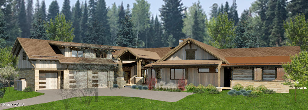 Pre-construction opportunity not to be missed! Your chance to own a custom residence at the Cordillera Summit. A mountain modern design without the capital M. Offering an open design with walls of glass to blend the indoor and outdoor aesthetics. The window walls open into the spacious entertaining spaces highlighting a 16' vaulted living room fireplace, dining room, den and gourmet kitchen with custom hidden pantry.  One level living also features a luxurious master suite designed to scale with intimate fireplace and gracious seating area, incredible equipped bathroom, walk-in closet and laundry room in addition to a custom office and Junior Master Suite.  An attached 2 bed/2 bath guest house with a separate entrance provides freedom for owners and guests alike.  The fun happens above the garage where entertaining options expand to include gym space, open game room, wet bar and sunken media room outfitted with twin beds for the kids along with an additional full bath.  Thoughtful to the lifestyle and needs of the 2020+ buyer.  This 'shovel-ready' home can still be completed by the fall of 2021 and the buyer may still make some final finish selections to customize this residence and live the mountain lifestyle.