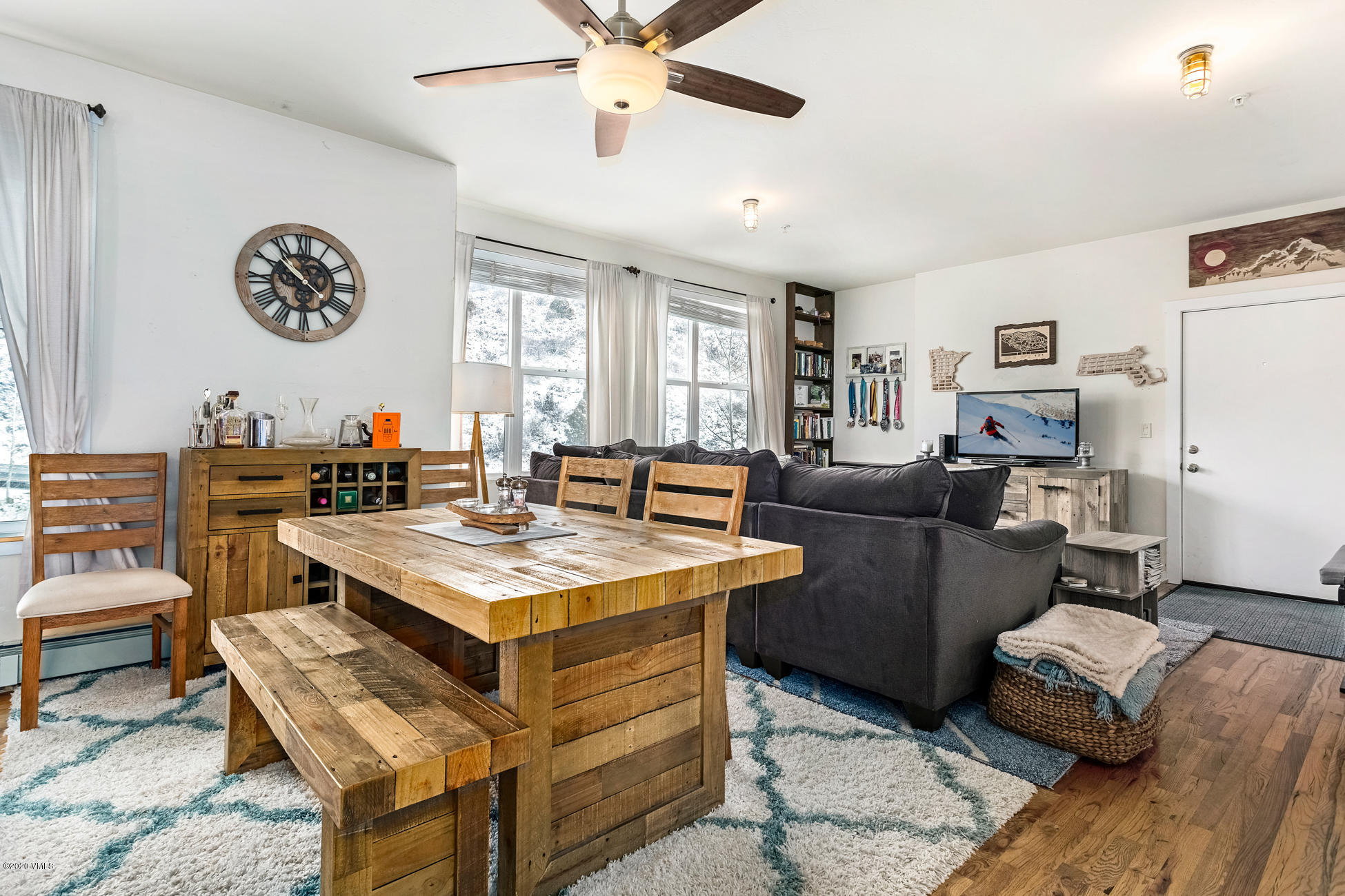 This nicely maintained, and spacious, two-bedroom, two-bathroom condo with a 1-car garage, is located minutes to Beaver Creek and Vail. Hardwood floors throughout, gas heat and an extra deep garage for additional storage are just a few of the great features in this home. Don't miss this opportunity!