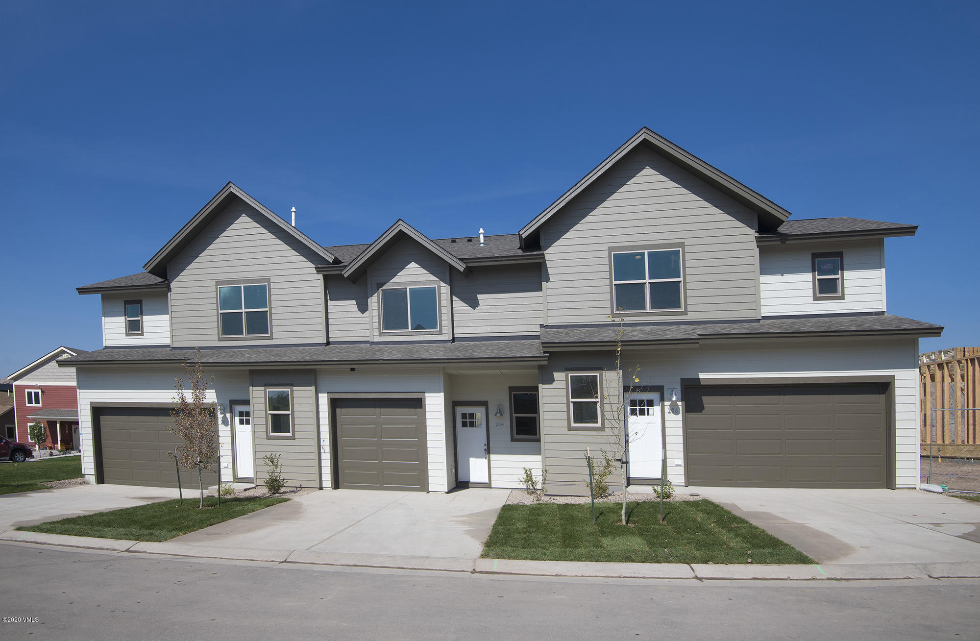 BRAND NEW TOWNHOME! Now Under Construction! Well-designed, site-built, 3 bedroom, 2.5 bath home with an attached 2-car garage. Incredibly convenient location close to Costco, Gypsum Rec Ctr, and Eagle County Airport. Only minutes to world-class recreation of all types. Standard finishes include vaulted ceilings, LVT flooring, quartz countertops, kitchen pantry, & stainless steel appliances. Laundry room conveniently located on the bedroom level. This is an end unit & offers plenty of light.