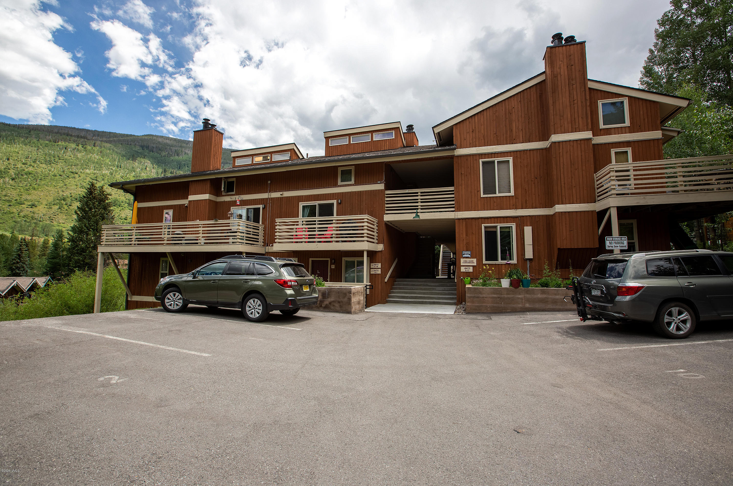 Full remodel summer 2020 - Perfect starter home or rental in Vail, on the free bus route.   Private East Vail setting and quiet neighborhood.  Good storage, parking and onsite laundry located just below the residence.  Owner is Licensed Broker in the State of Colorado. VAIL INDEED restrictions apply- occupant (owner or renter) must be Eagle County employee 30+hours week. Rentals have been at $1750 plus electric.
