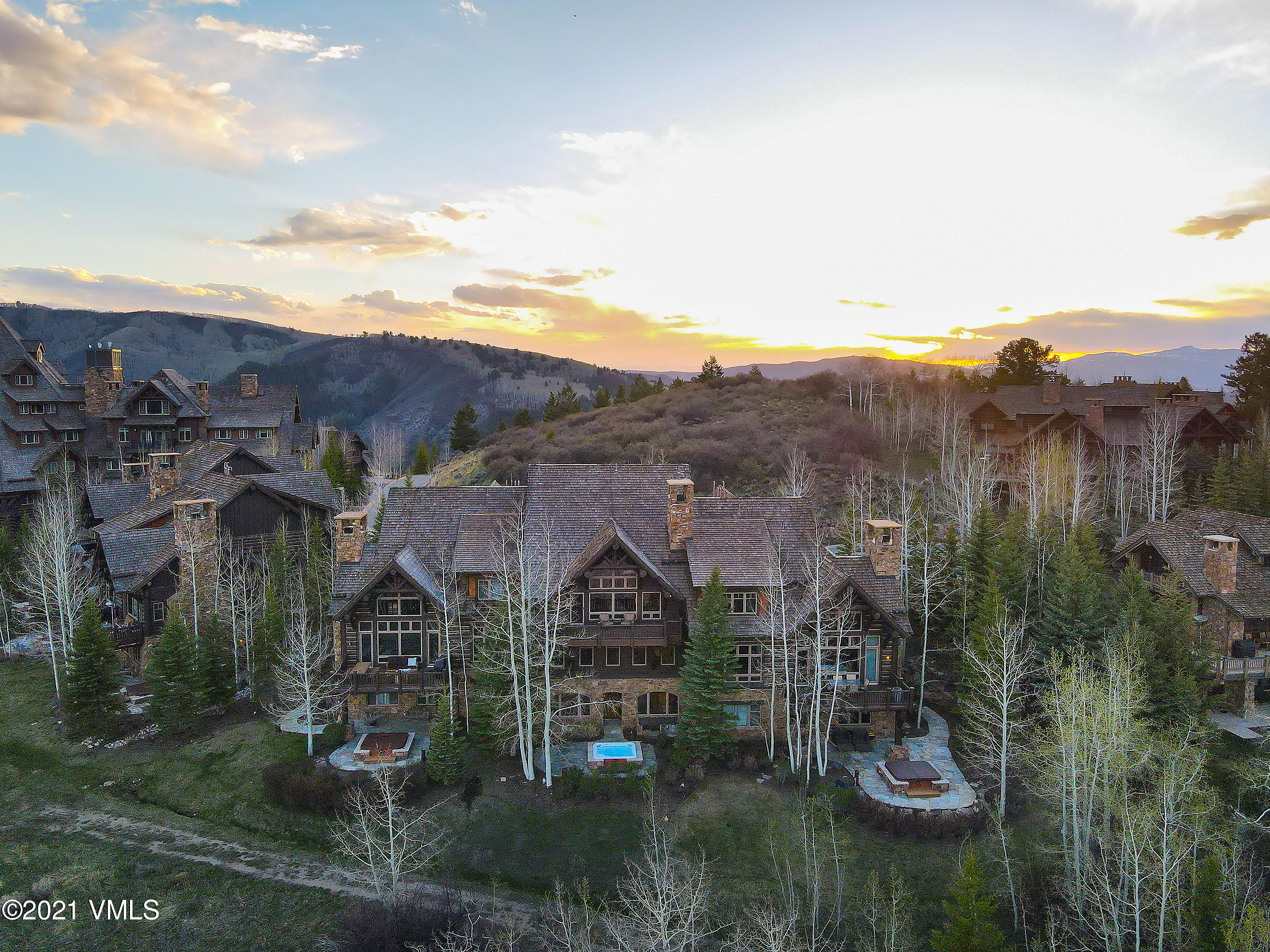 Stunning views of the magnificent Gore Range and ski slopes of Game Creek and Blue Sky Basin are framed from the Great Room and Kitchen along with every bedroom of this fully customized and meticulously cared for home. One of only 3 Horizon Pass Townhomes with Gore Range views and offering sublime ski-in and ski-out directly to and from the ski slopes! The primary master bedroom is spacious and offers a cozy place to curl up with a good book!  The primary bathroom enjoys a large steam shower and easy access to the outdoor jacuzzi making it a perfect combination for recovering your tired legs after a long day on the ski slopes. Offering 3 generous guest rooms, all with their own private bathroom, walk-in closets and easy access to the outdoor jacuzzi and theatre/media room. More recently a private office/TV room was completed to offer overflow space for your family and friends, who will undoubtedly come to visit, and allows for a possible 5th bedroom.The 'one and only' owner has taken meticulous care of this beautiful home and has maintained and updated many features of the home including, full replacement of the heating and cooling systems, a full update of all the electronics; high definition media screen and TV's with a Savant operating system and speakers throughout the home. This 'like new' residence is being offered designer furnished, so all you need bring are your skis, hiking boots and your toothbrush.Horizon Pass Townhome #2 enjoys access to all the exclusive amenities of Horizon Pass Lodge, including year round access to the fully equipped gym, front desk with homeowner concierge service, community great room, pool and Jacuzzi's and outdoor firepits.