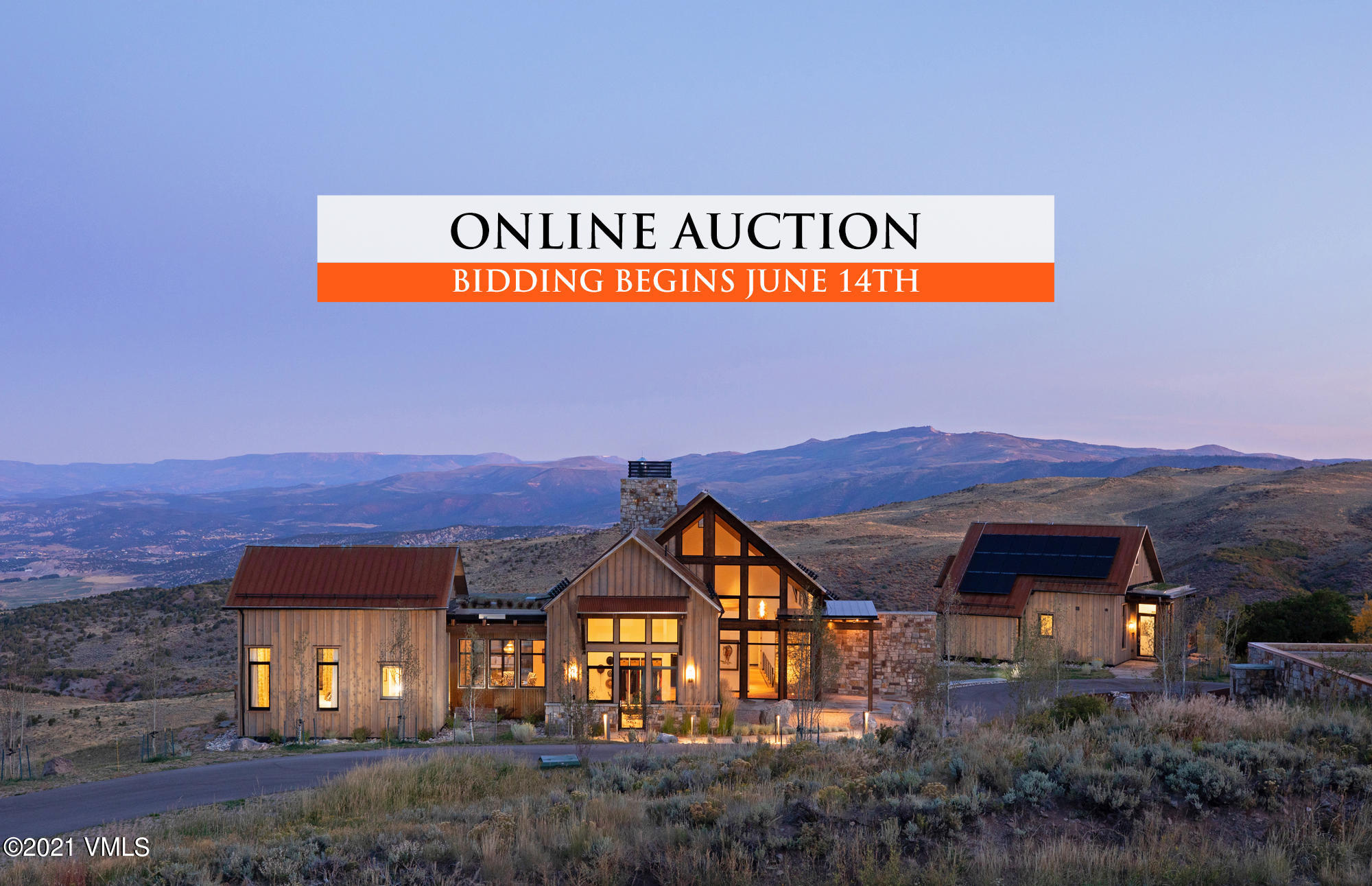 AUCTION - Seller offering property via online auction. Bid online beginning Monday, June 14th. Previously listed at $6,500,000, now selling at auction! Preview period begins Friday, June 11th to view this extraordinary Vail Valley home. Perched above unparalleled mountain vistas, this is truly a modern mountaintop escape in the sky. Completed in January 2019, this estate is nestled on 72.3+/- private acres in the sought-after community of Cordillera, with access to premier amenities and outdoor activities. Built with a European compound-concept design, the property has 3 separate buildings including the 3-bedroom main house, detached 2-bedroom guest house with its own kitchen, laundry, and deck and a 3-bay heated garage. The incredible views from each of the 5-bedrooms will only begin to give you a taste of mountain living at its finest. Indoor and outdoor living spaces are effortlessly integrated through the Zola Lift Slide doors that provide uninterrupted access to breathtaking expanses. Enjoy the mountain air from the 1,000+/- sq. ft. heated patio that leads into the state-of-the-art kitchen and multiple spacious living areas. This stylish modern masterpiece has unique features throughout including innovative finishes, custom cabinetry, vaulted ceilings, exaggerated wood floors, custom mosaics and astute attention to detail. Living is incomparable at this home with a luxurious library, entertainment room, first floor spacious master bedroom and never ending luxury amenities. Likewise, the desirable Cordillera community provides a lifestyle filled with topnotch activities, including three world-class golf courses, fly fishing, equestrian center, swimming, tennis and much more. Although private and secluded, the property is15 minutes away from Riverwalk's marvelous shopping and entertainment, while Vail, Beaver Creek, and Vail Airport are all 30-40 minutes away. This ideal location allows easy access to nationally acclaimed skiing and every amenity imaginable