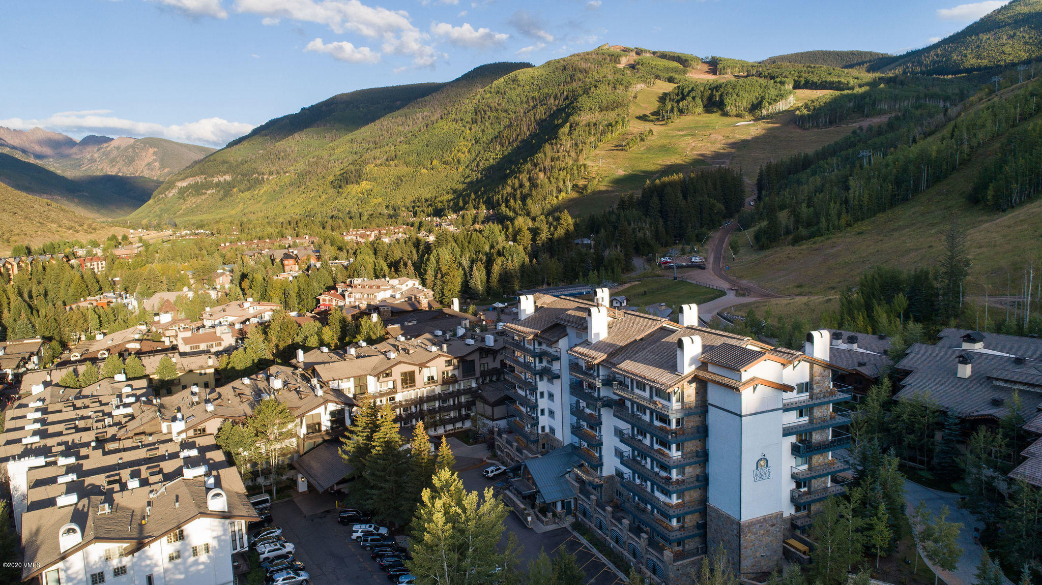 When it comes to location, it doesn't get much better than this. Nestled just steps away from Vail's Gondola One, this 2-bed 3-bath corner residence has a Premium rating and features a wraparound deck, granite throughout, air-conditioning and lock off capability. Luxurious amenities include: full-service spa, fitness center, outdoor pool/hot tub, front desk, concierge services, ski valet, heated parking and storage. Charming, pedestrian friendly Vail Village has everything you could need or want right at your fingertips.