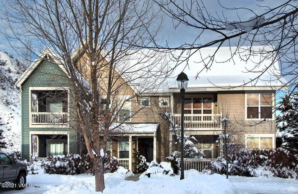 Rare opportunity to own an affordable residence! Top floor location with abundant storage and natural light.  No common walls. Deed restricted to buyers who live and work in Eagle County, no income limits, no investors or rentals, 3% annual appreciation cap. Offers will be accepted until Saturday at 5PM, Seller will accept offer by Sunday at 5:00PM.