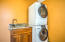 Laundry Room w/ Granite Utility Sink