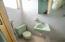 Downstairs bedroom bath
