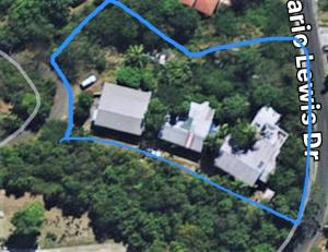 Property Layout - 3 Units on 4 parcels of land