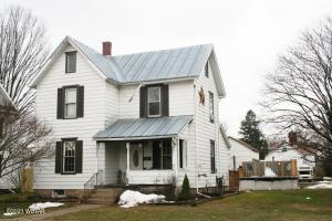316 S SECOND STREET, Hughesville, PA 17737