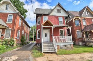 760 GRACE STREET, Williamsport, PA 17701
