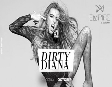 Dirty Diana at Empire, Thu 1st Oct 2020 - What's On - Phuket.Net