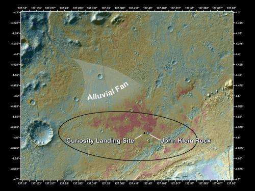 Curiosity rover finds conditions once suited for ancient ...