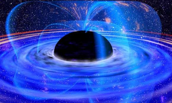 If you're going to fall into a black hole, make sure it's ...
