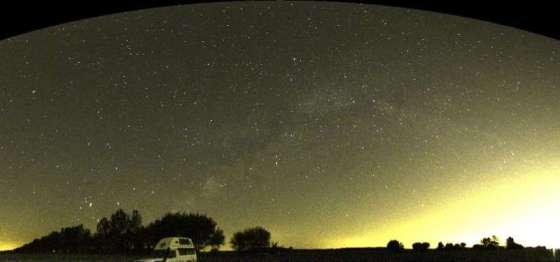 New atlas of light pollution