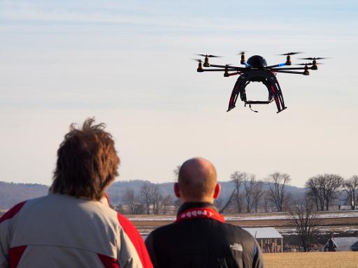 Small drones hit US regulatory turbulence
