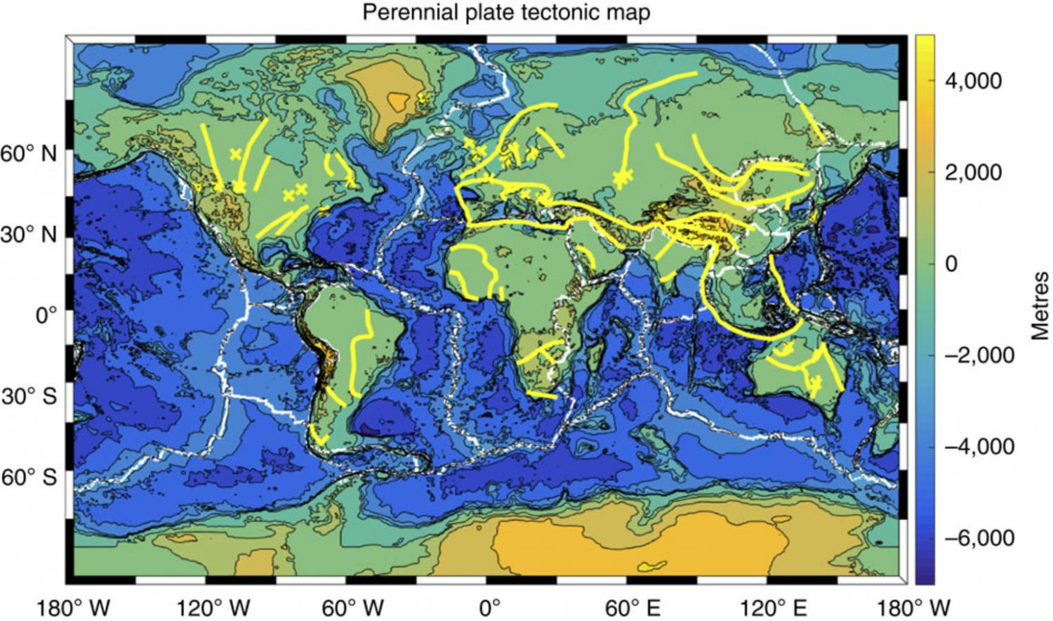 Plate Tectonics New Findings Fill Out The 50 Year Old Theory That Explains Earth S Landmasses