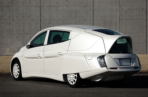 SIM-Drive Corp announces new 'in-wheel' electric car