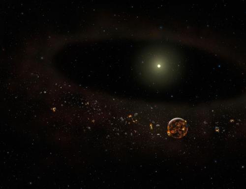 Studiare in Nature getta nuova luce sulla formazione dei pianeti