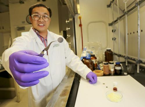 New all-solid sulfur-based battery outperforms lithium-ion technology