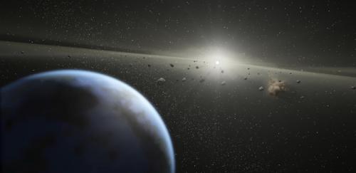 Mondo il terzo più grande zona d'urto asteroide trovato in South Australia