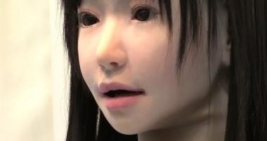 Introducing Japan's new singing robot (w/ Video)